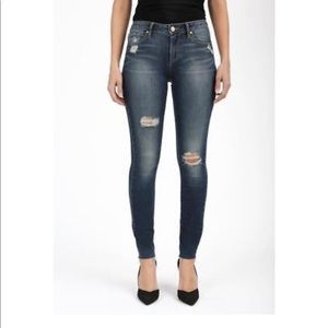 Articles of Society Sarah Skinny Ankle Jeans